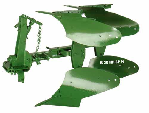 > B 21 a 40 HP para tractores de 20 a 45 HP