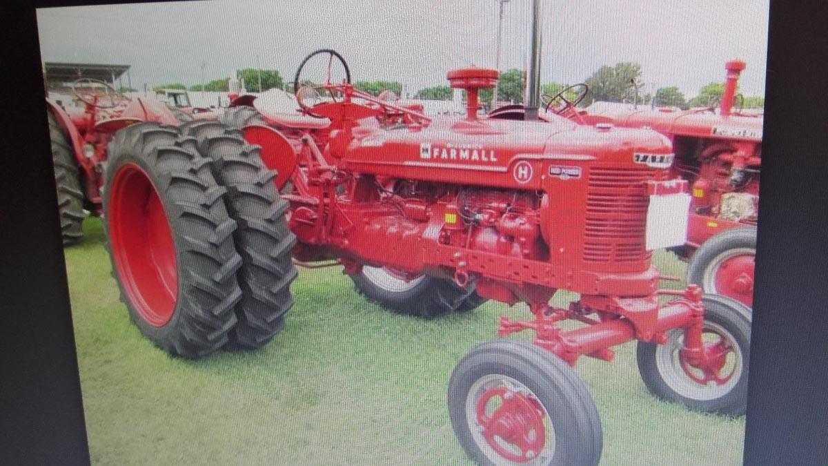 Repuesto tractores caseih