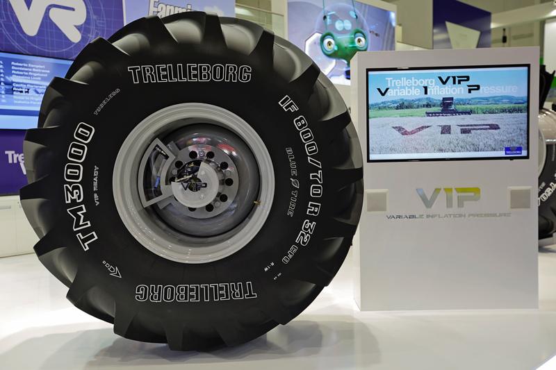 Trelleborg ConnecTire, la rueda inteligente diseñada para producir más, con menos. Inteligentemente. - 2