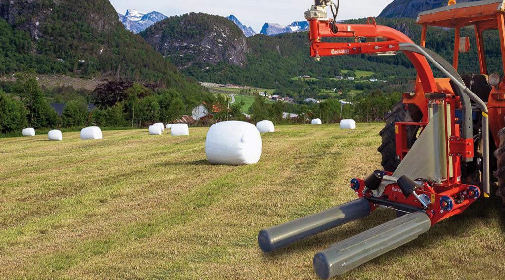 Enorossi BW 100 > AUTOMATICA - Envoltura por brazo rotante - 2