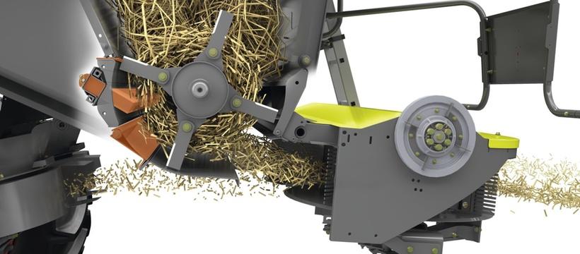 Recolección de grano