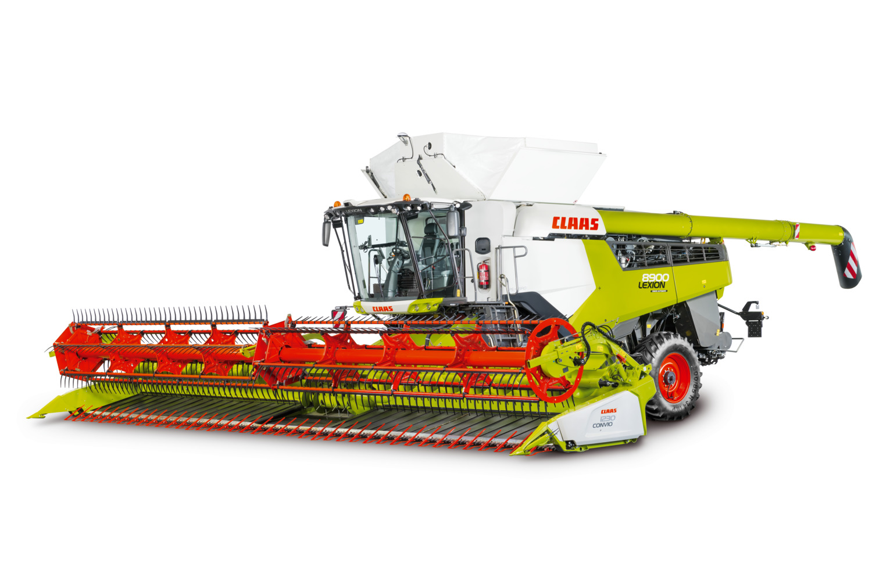 LEXION 8000-5000