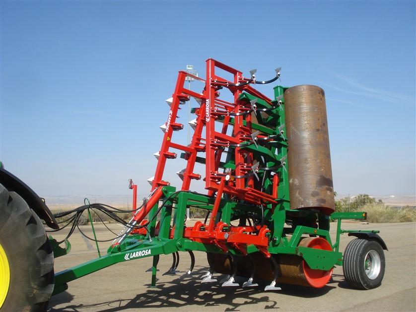 Larrosa Rulo cultivador Larrosa de 7 metros - 7