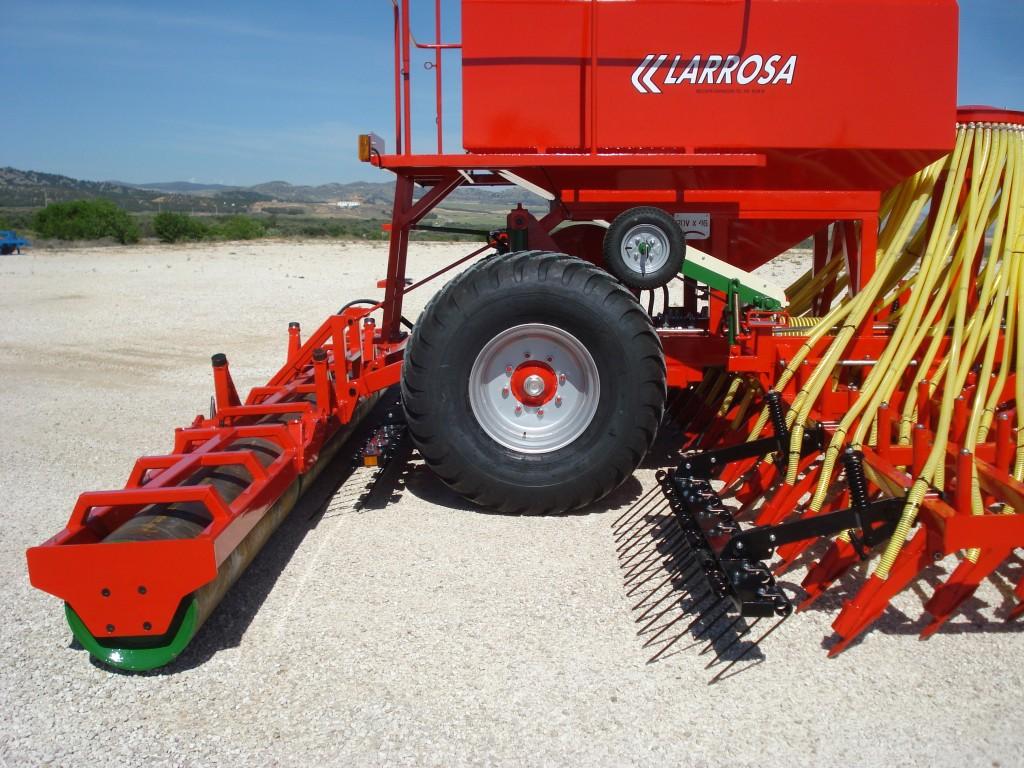 Larrosa Sembradoras neumáticas con rulo para cereales - 8