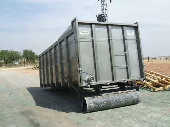 Contenedor Multigancho para Camión
