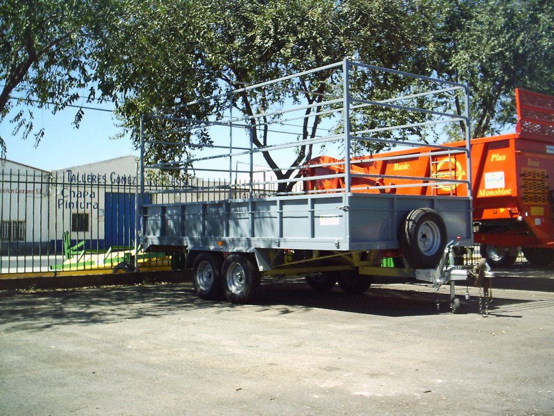 Trailers of 2 Axles