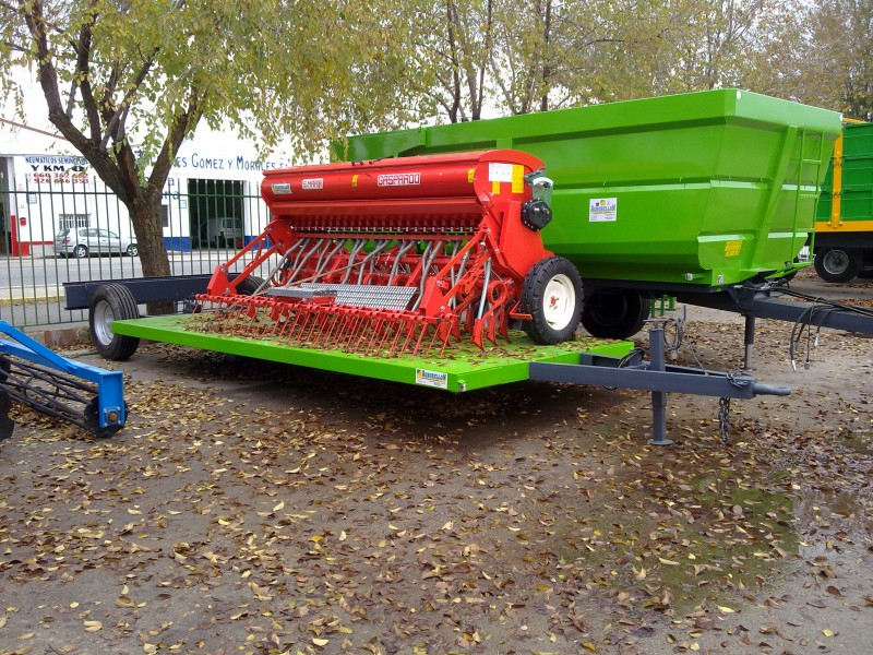 transport machinery trailers