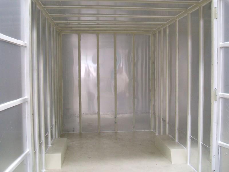 Remolques Automoción 1 Eje Caja Cerrada