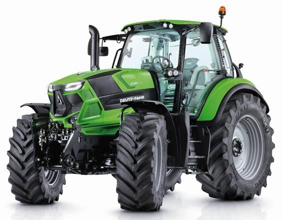 Nueva Serie 6 Agrotron