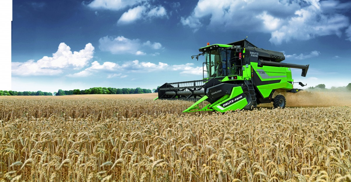 Cosechadoras de cereales Serie C5000