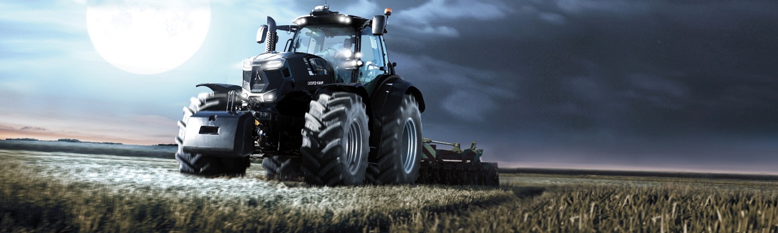 Deutz-Fahr 7250 TTV Warrior - 2