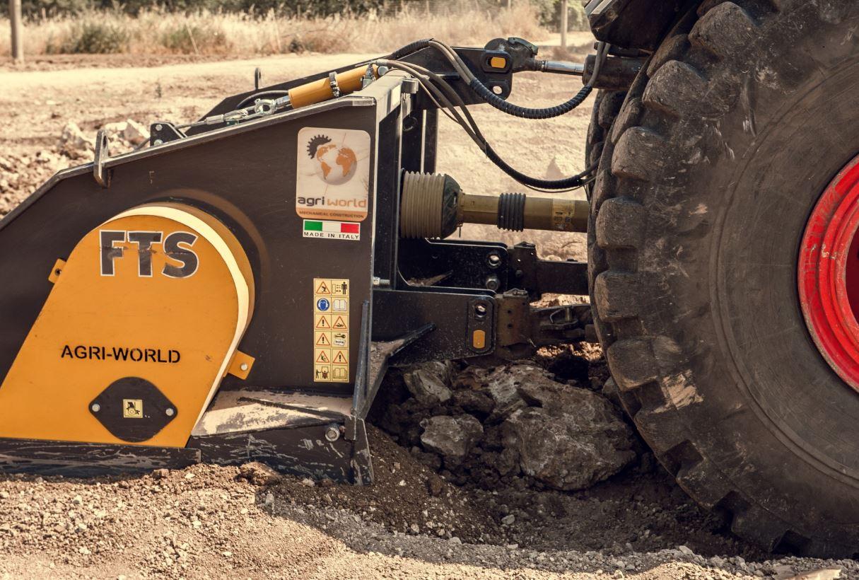 AgriWorld Trituradora de Piedras FTS 230.10 AgriWorld - 2