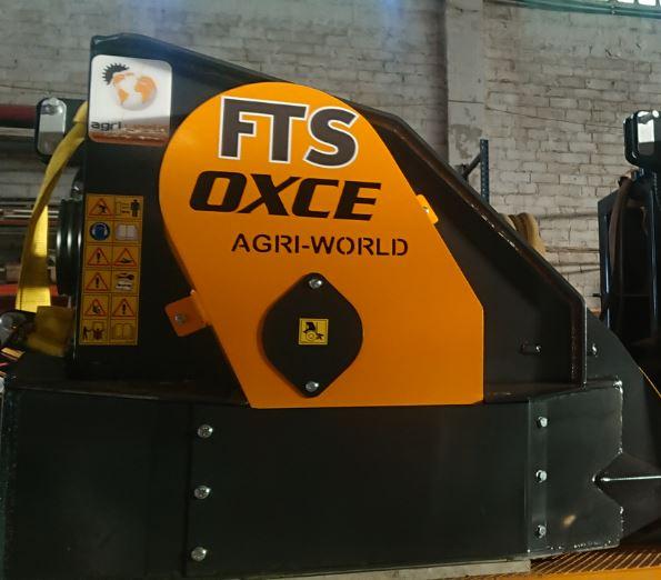 Trituradora de Piedras FTS 80.07 AgriWorld