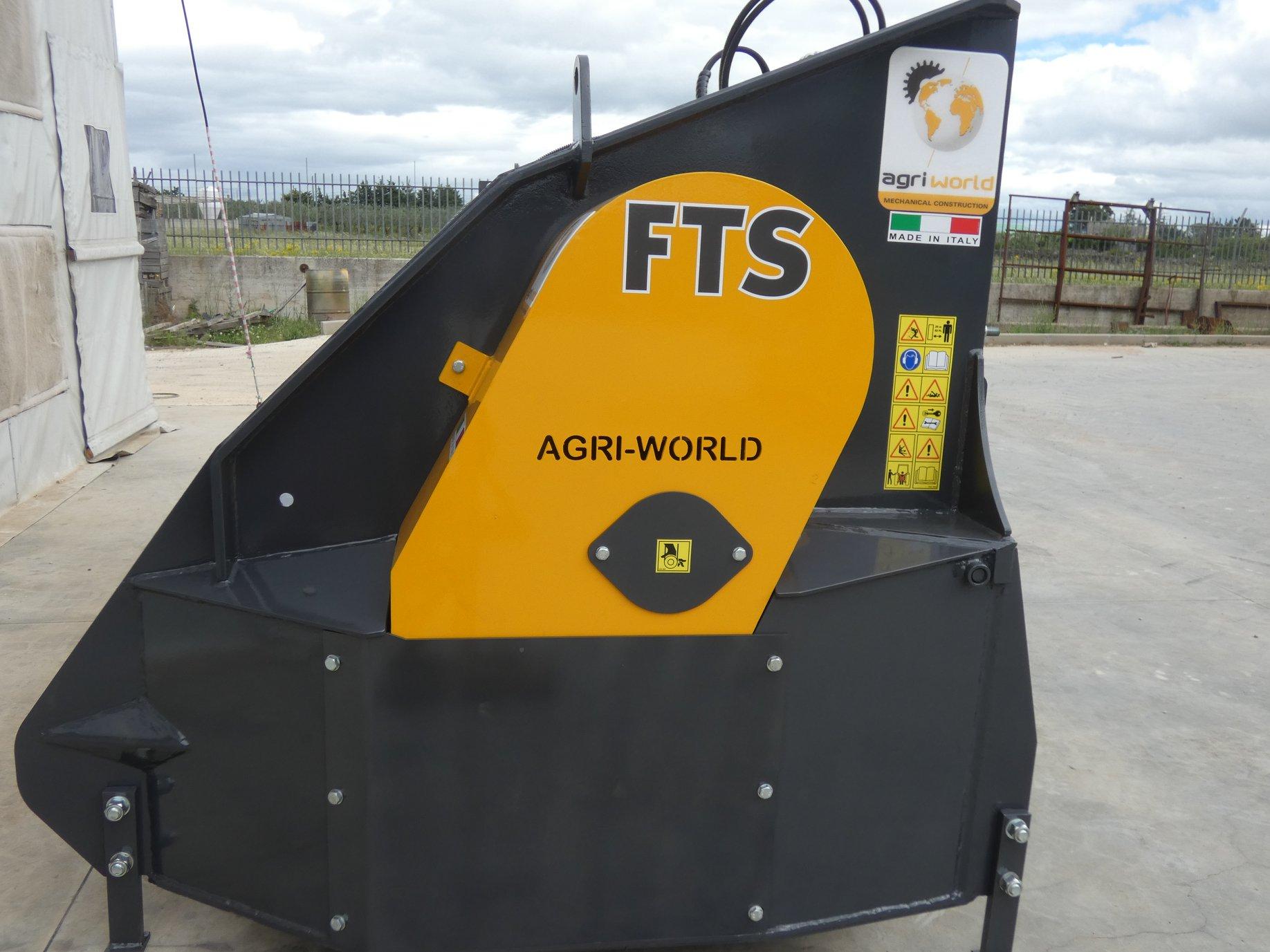 AgriWorld Trituradora de Piedras FTS 80.07 AgriWorld - 2