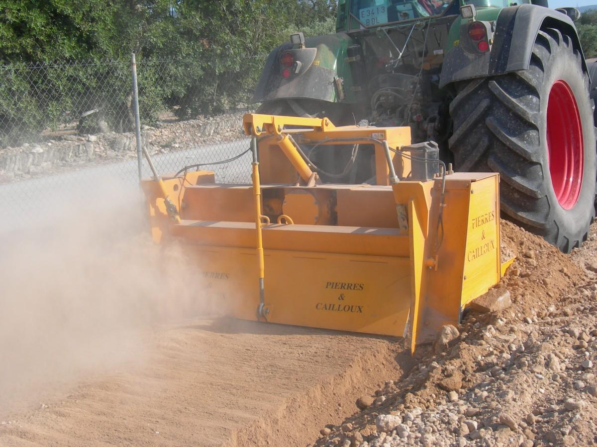 Trituradora de piedras BP 144