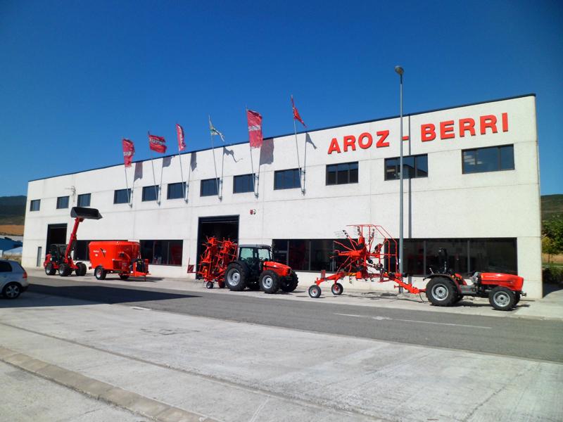 AROZ BERRI S.A.