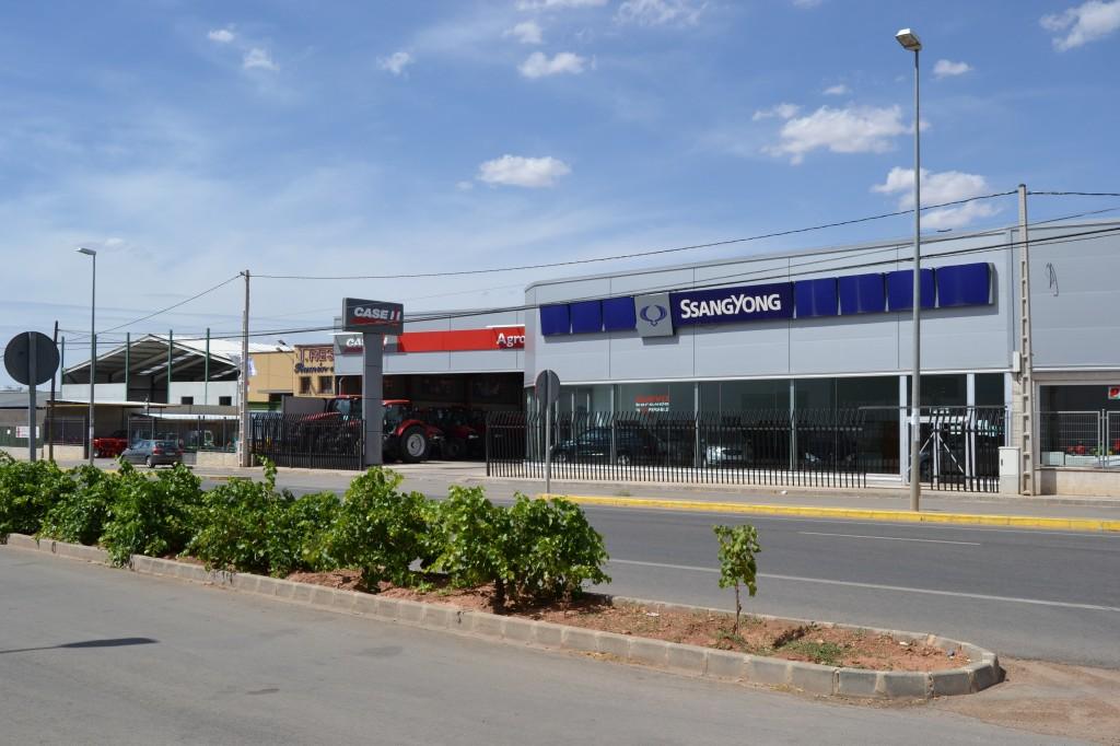 Azienda AGRONI, S.L.