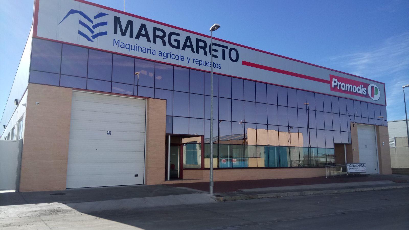 Empresa MAQUINARIA Y REPUESTOS MARGARETO, S.L.