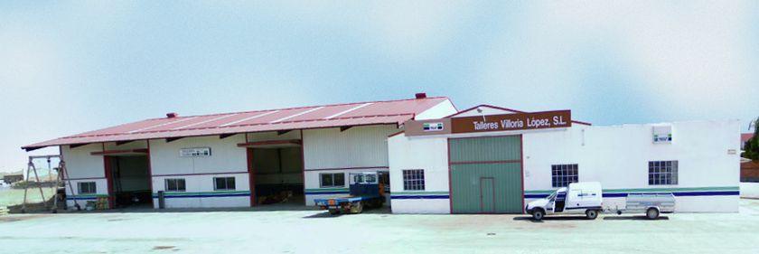 Empresa TALLERES VILLORIA LOPEZ S.L.