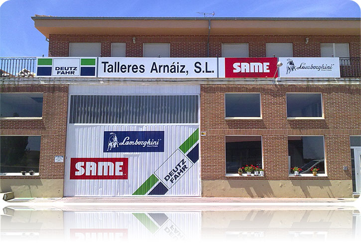 TALLERES ARNÁIZ S.L.