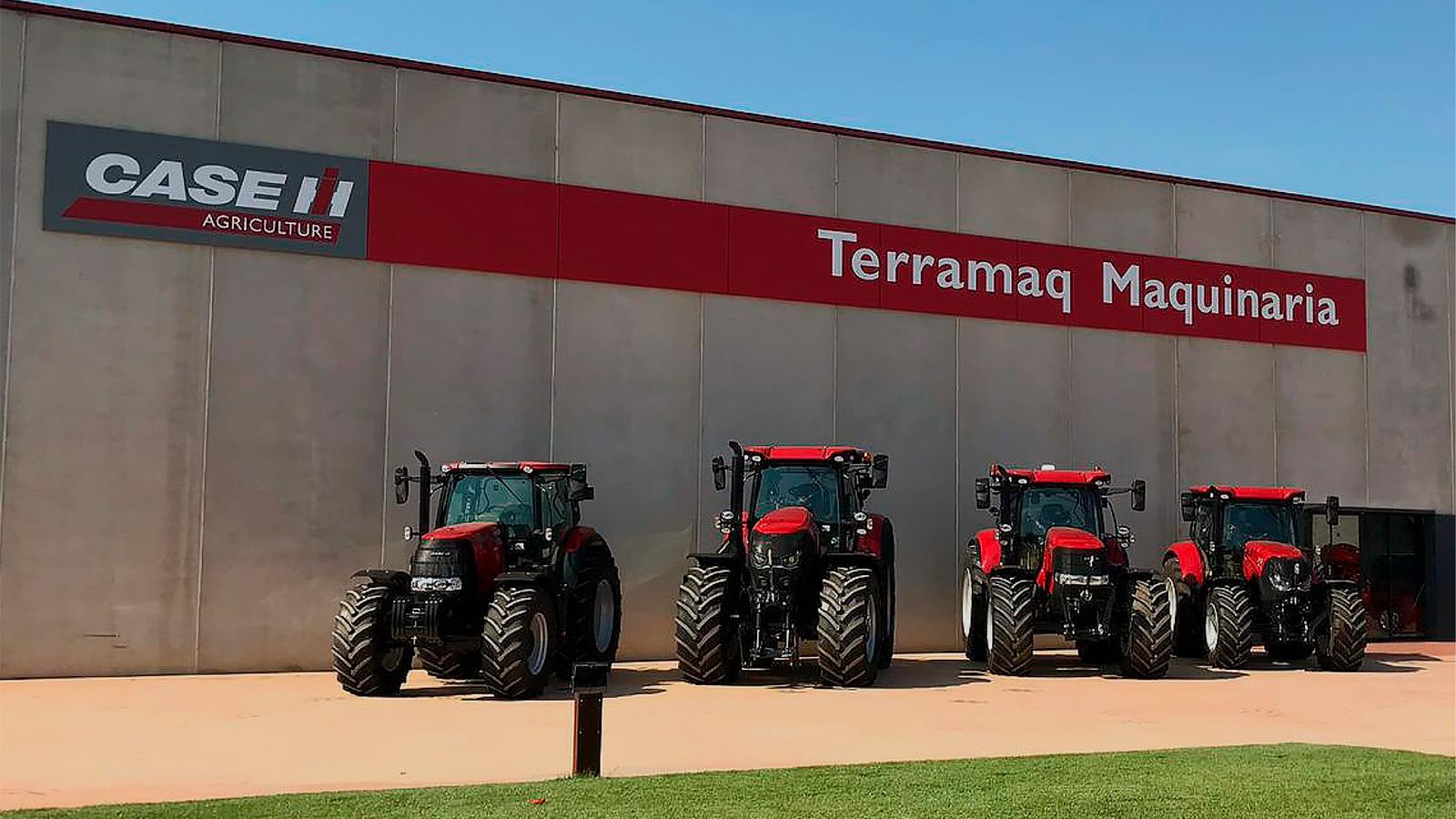 Company TERRAMAQ MAQUINARIA SL
