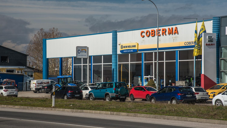 Entreprise COBERMA-COMERCIAL BERCIANA DE MAQUINARIA, S.A