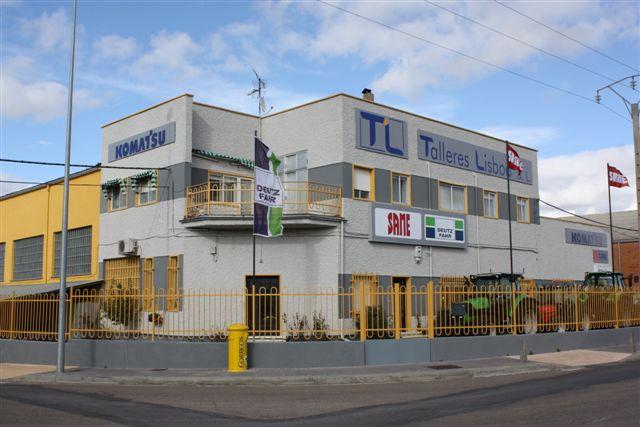 TALLERES LISBOA S.L.