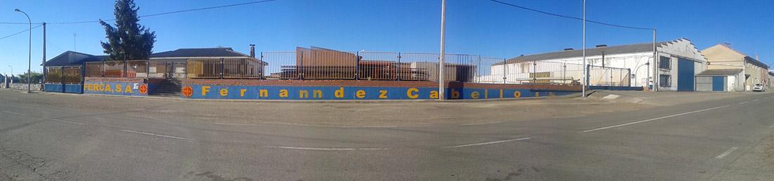 FERNÁNDEZ CABELLO, S.A. - FERCA