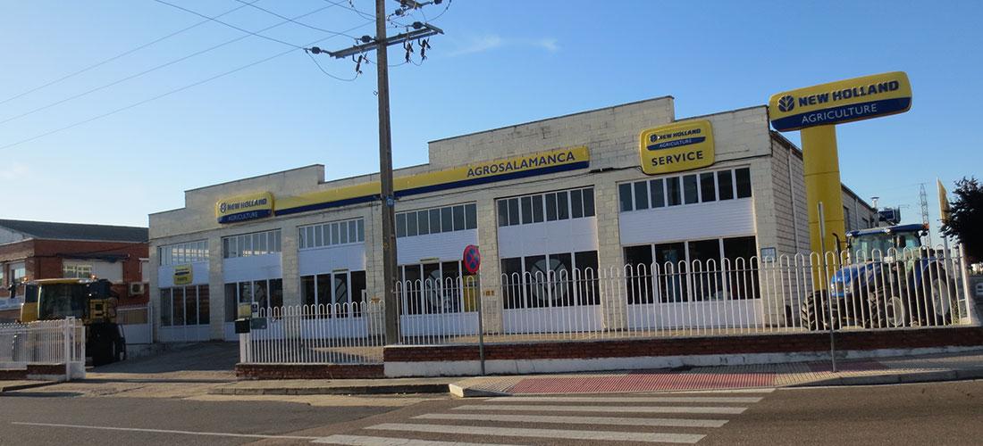 Empresa FHASA AGROSALAMANCA, S.A.
