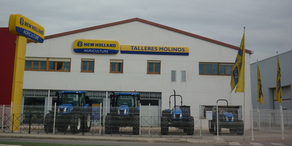 TALLERES MOLINOS, S.L.
