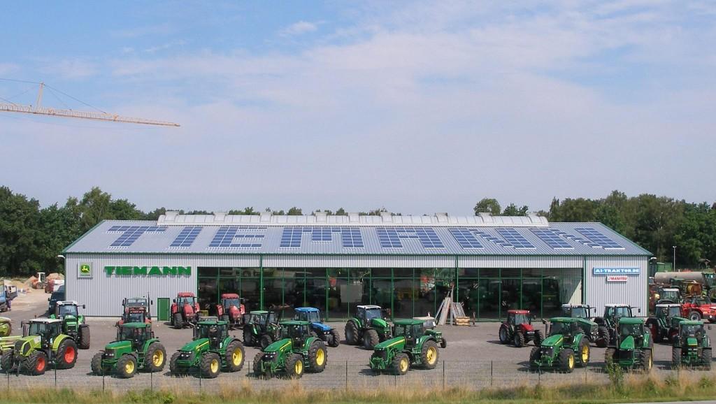 Empresa A1-Traktor