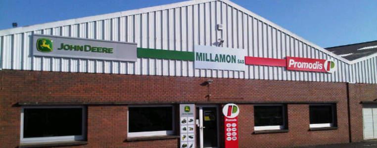 Unternehmen MILLAMON SAS