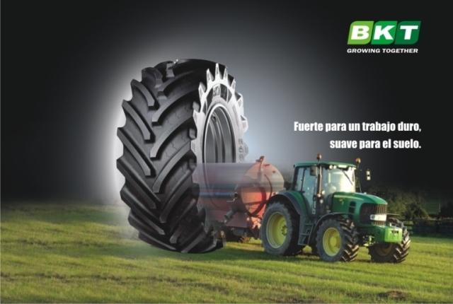 BKT - San José Neumáticos y Accesorios, SL