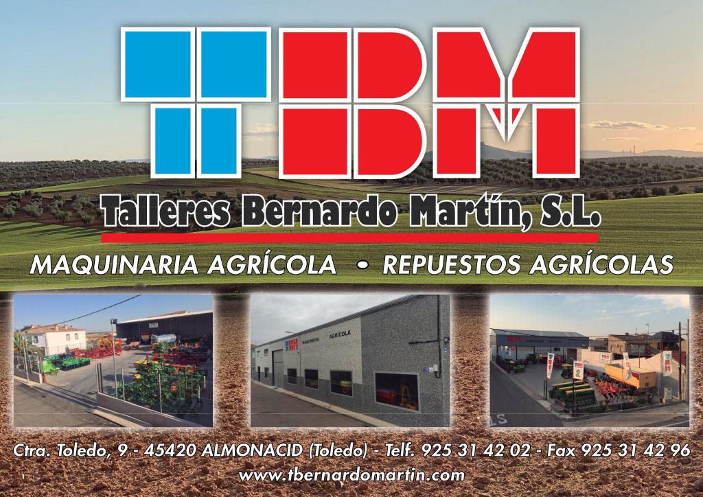 TALLERES BERNARDO MARTIN, S.L.