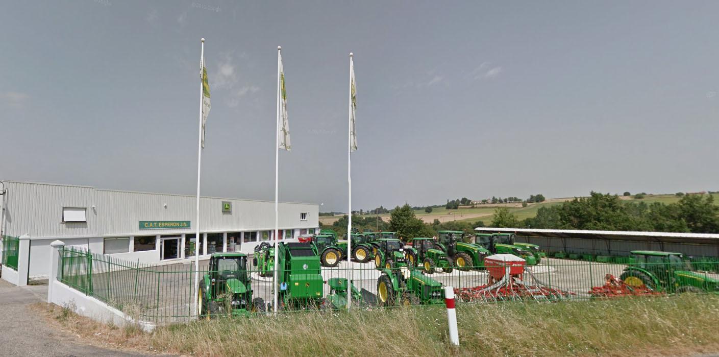 Empresa AGRICAT SAS Espace Agri