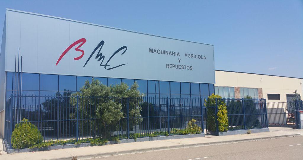 BMC Maquinaria Agrícola S.L.