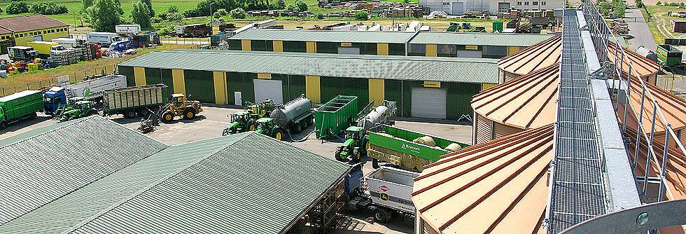 Empresa Agrarhandel & Service GmbH Dürrenhofe