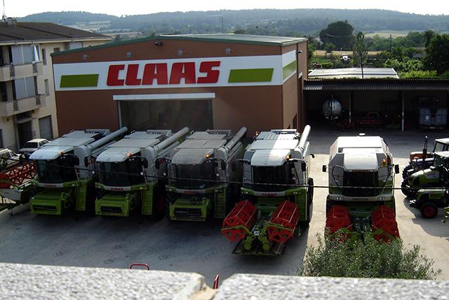 Empresa MAQUINARIA AGRICOLA SALA,S.L.