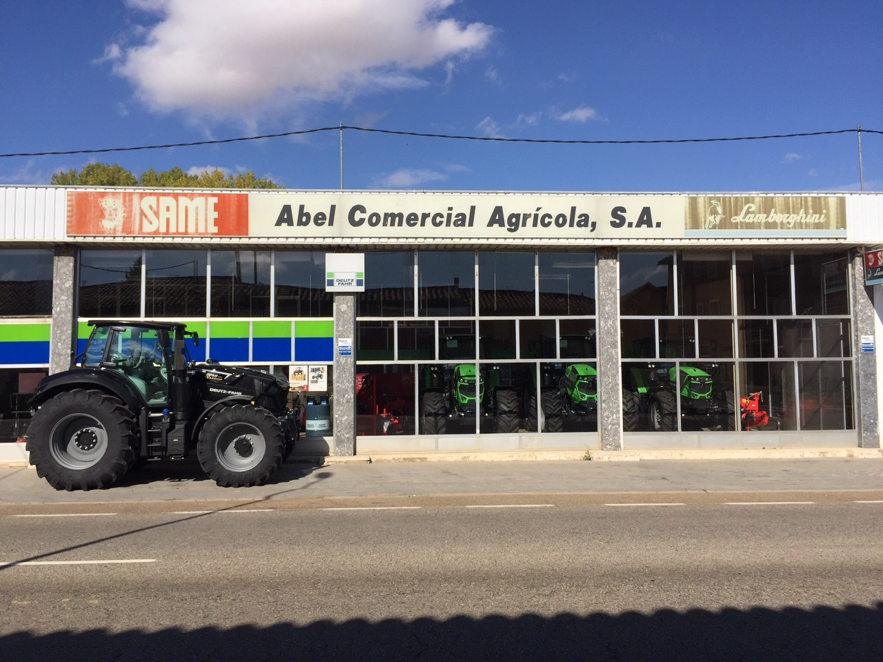 ABEL COMERCIAL AGRICOLA S.A.