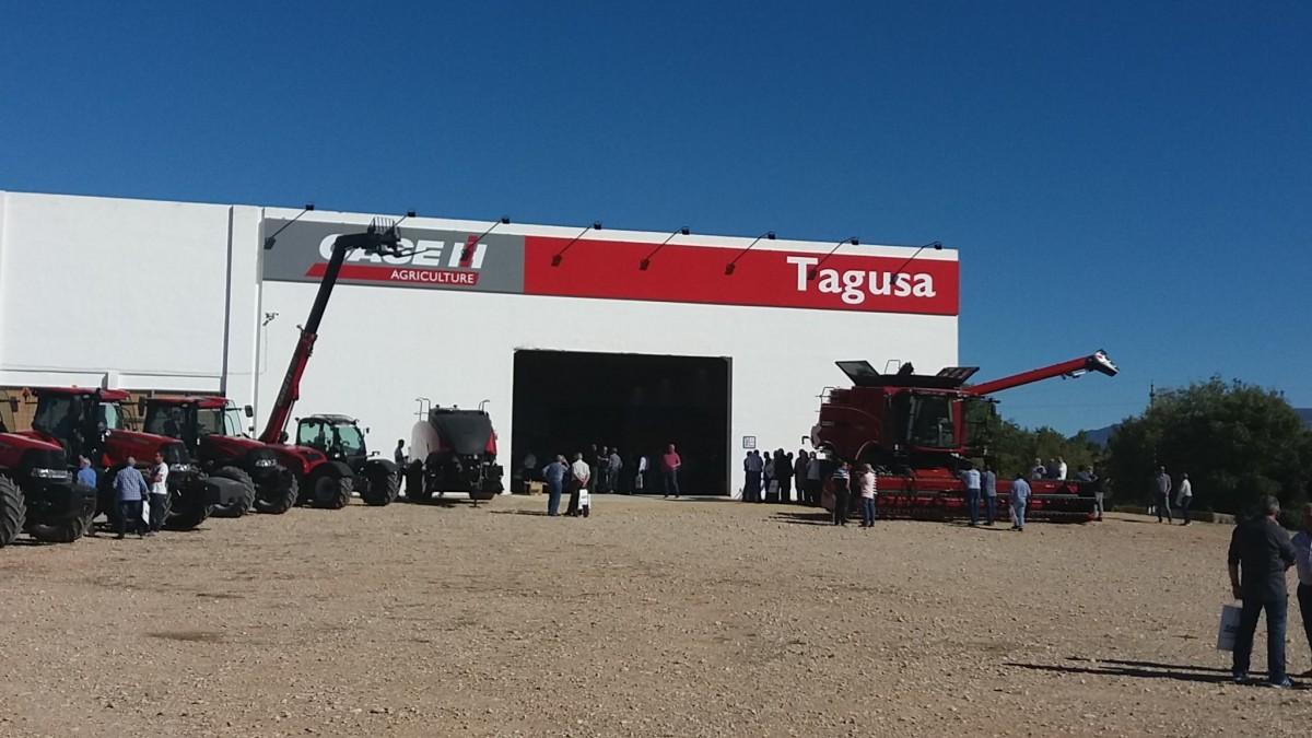 Company TALLERES AGRICOLAS UNIDOS SL (TAGUSA)