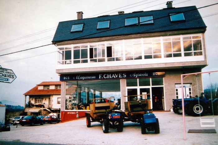 Company COMERCIAL AGRICOLA FERNANDO CHAVES, S. L.