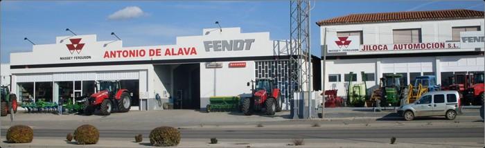 Company ANTONIO DE ÁLAVA, S. L.