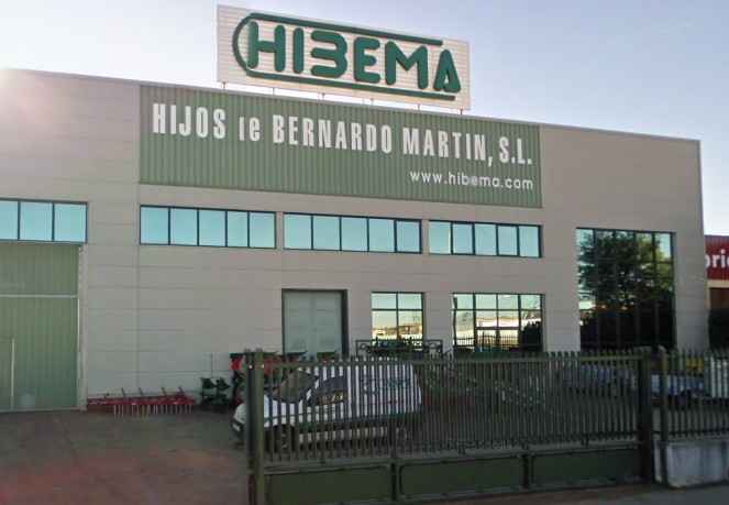 HIBEMA, Hijos de Bernardo Martin S.L.