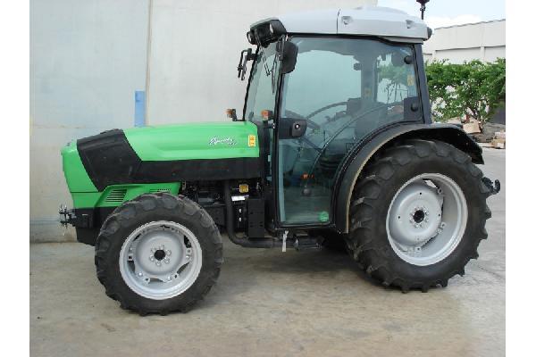 Tractores agrícolas 420 F
