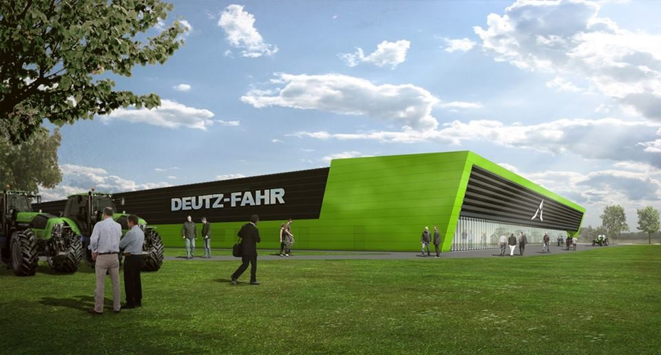 DEUTZ-FAHR LAND. Construir el futuro