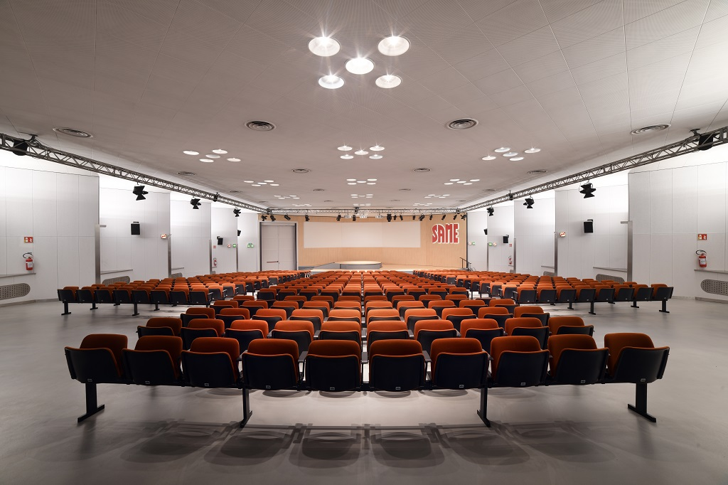 Nuevo Centro de Clientes SAME en Treviglio