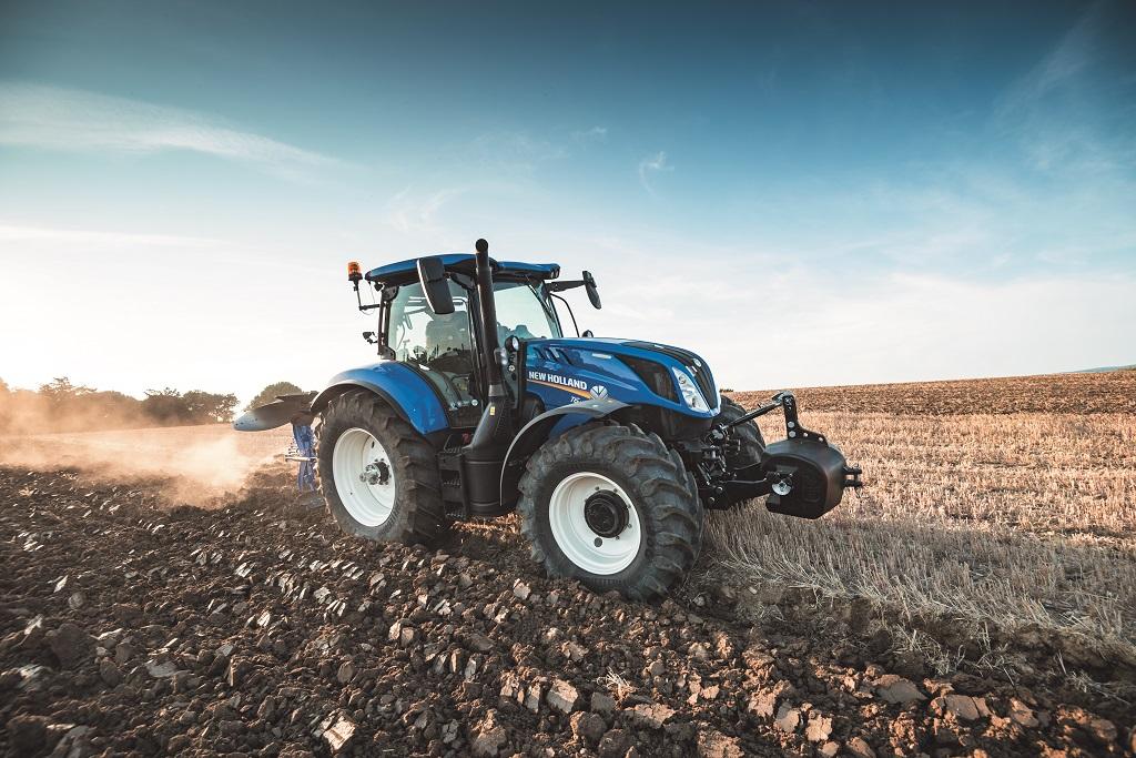 New Holland Agriculture amplía la reconocida Serie T6
