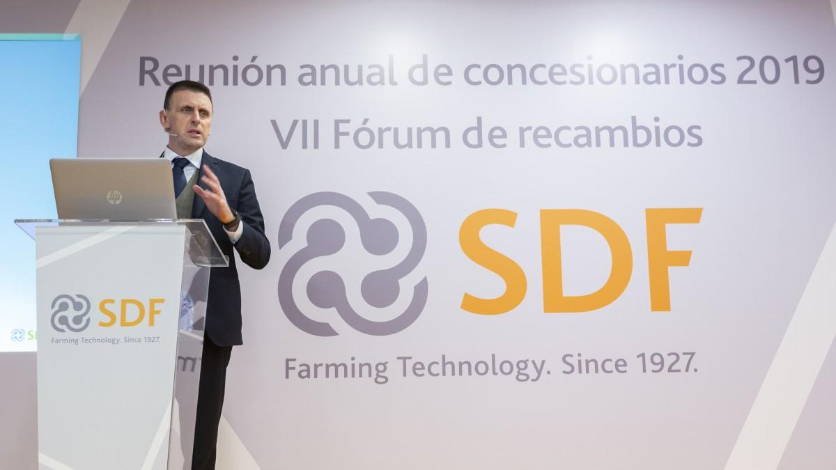 SDF Ibérica incrementa notablemente su facturación en 2018 y apunta a las nuevas tecnologías como estrategia principal para 2019.