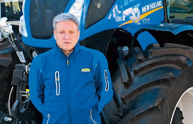 Nueva división de maquinaria agrícola en Faconauto