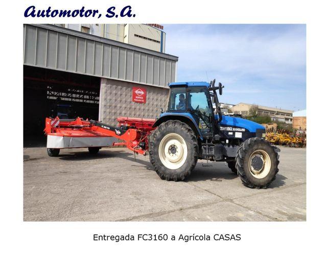 Entregada FC3160 a Agrícola CASAS